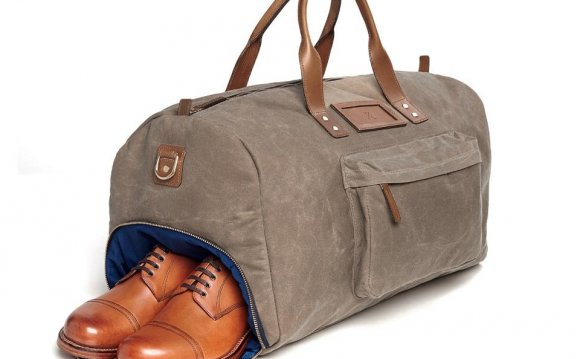 Best Leather Duffle Bags for Men