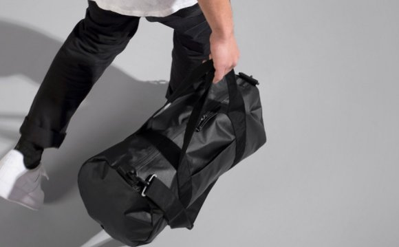 Nike Leather Gym Bags Mens