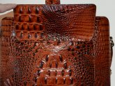 Brahmin Crocodile Leather Bags