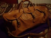 Coach Leather Duffle Bags