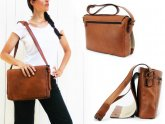 Ladies Leather Briefcase Laptop Bags