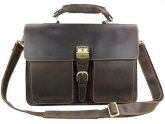 Laptop Briefcases Leather