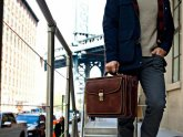 Leather Briefcase Bags For Men