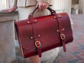 Leather Briefcase Handmade