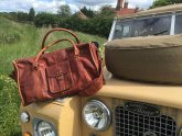 Leather Travel Bags UK