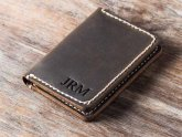 Mens Leather Card Case Wallets