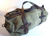 Mens Leather Duffle Bags Vintage