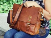 Vintage Style Leather Bags