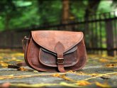 Vintage Style Leather Handbags