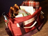 Will Leather Goods waxed Canvas Messenger Bags
