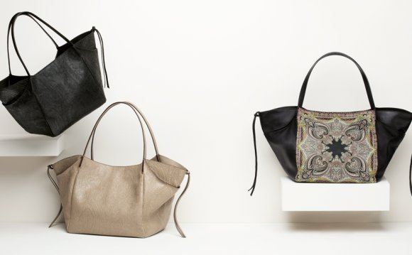 Shopper Bags Leather